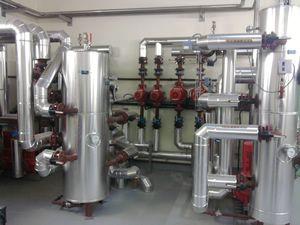 Système de calorifuge industriel